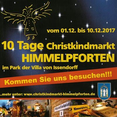 Christkindmarkt Himmelpforten @ Christkindmarkt | Himmelpforten | Niedersachsen | Deutschland