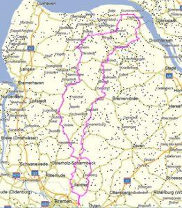 Brevet ins Vörder Land @ Volksbank Himmelpforten | Himmelpforten | Niedersachsen | Deutschland